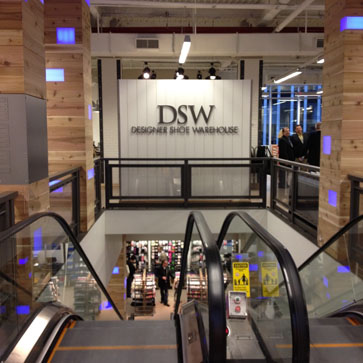DSW Opening Two New Stores in Manhattan