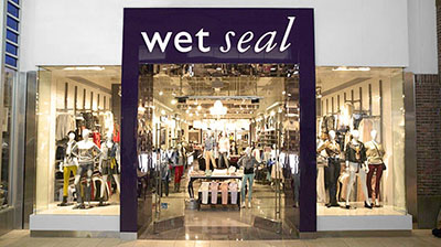 wet seal new