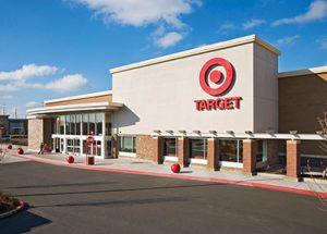 target larger