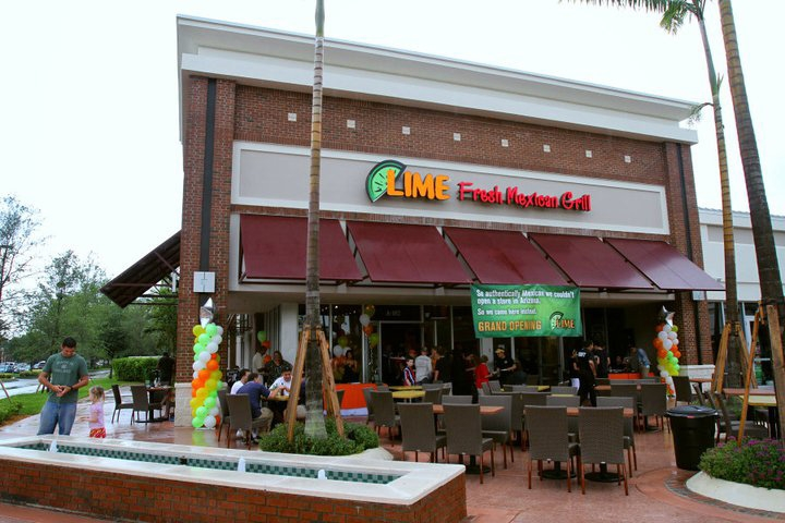 Lime Fresh Mexican Grill Plans Up To 10 New Restaurants In