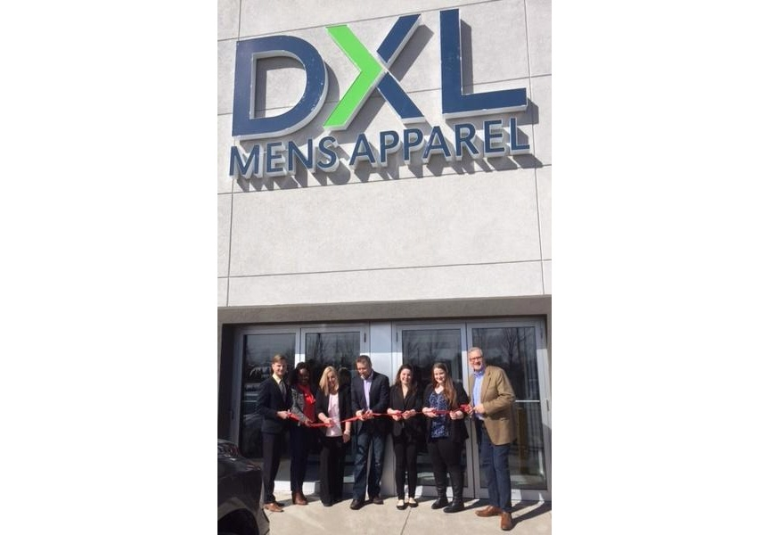 559f0e266e Destination XL Group, Inc., the leading retailer of men's XL apparel, has  crossed the border into Canada and opened a new DXL store in Ajax, Ontario,  ...