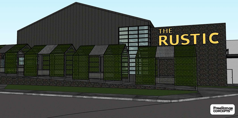 The Rustic To Open in Downtown Houston Next Summer