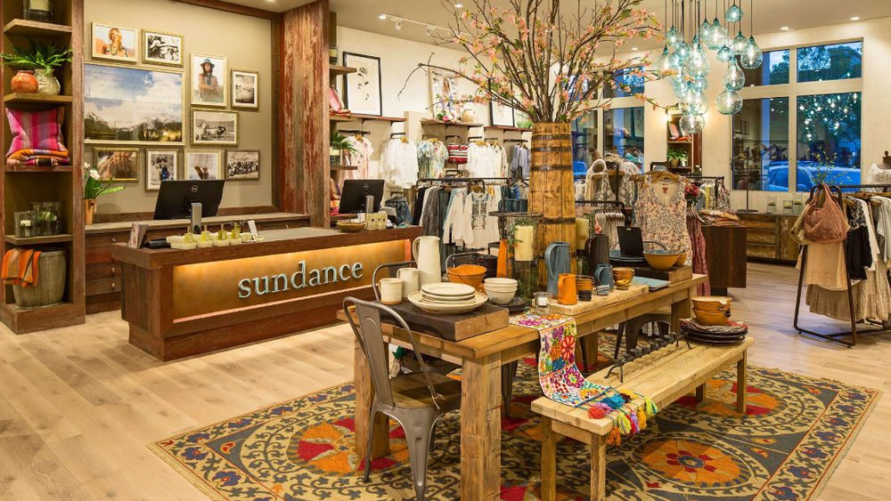 Salt Lake City Sundance A Premier Lifestyle Retailer Of Womens And Mens Apparel Footwear Jewelry Accessories Art Home Decor Has Opened Its
