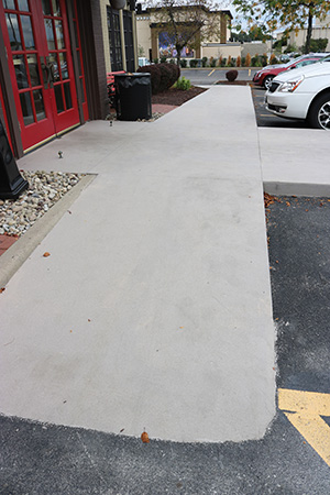 Concrete Resurfacing AFTER