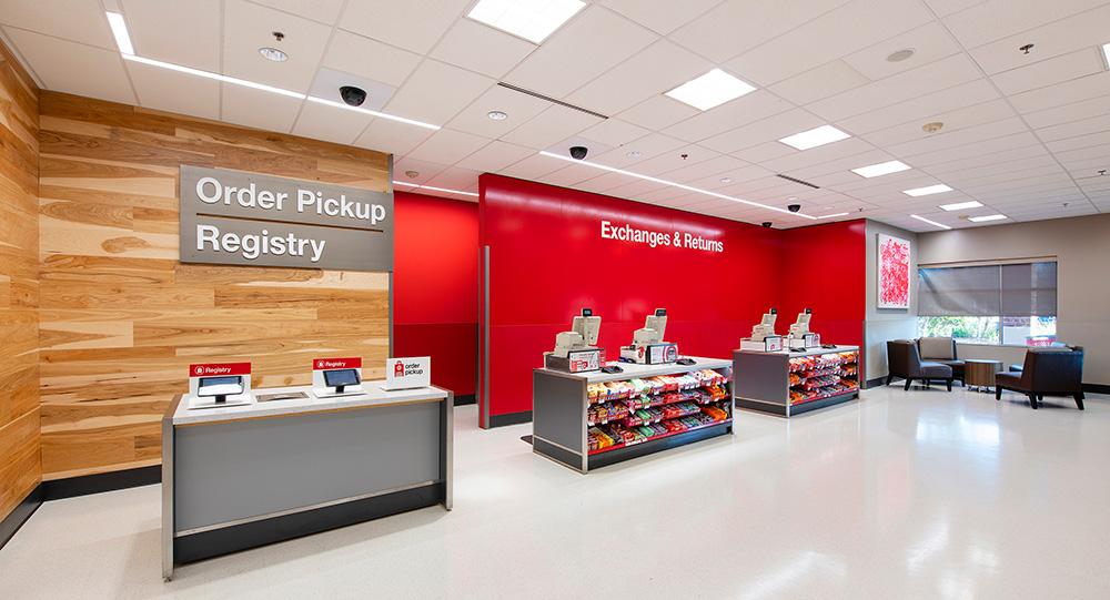 customer service remodeled SuperTarget