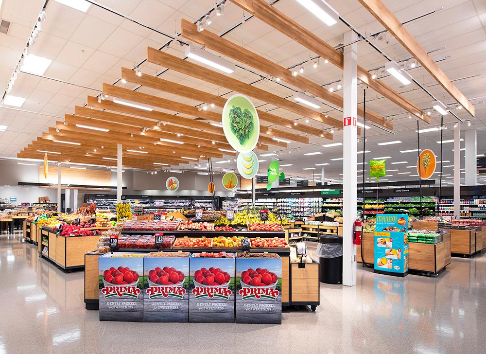 grocery remodeled SuperTarget