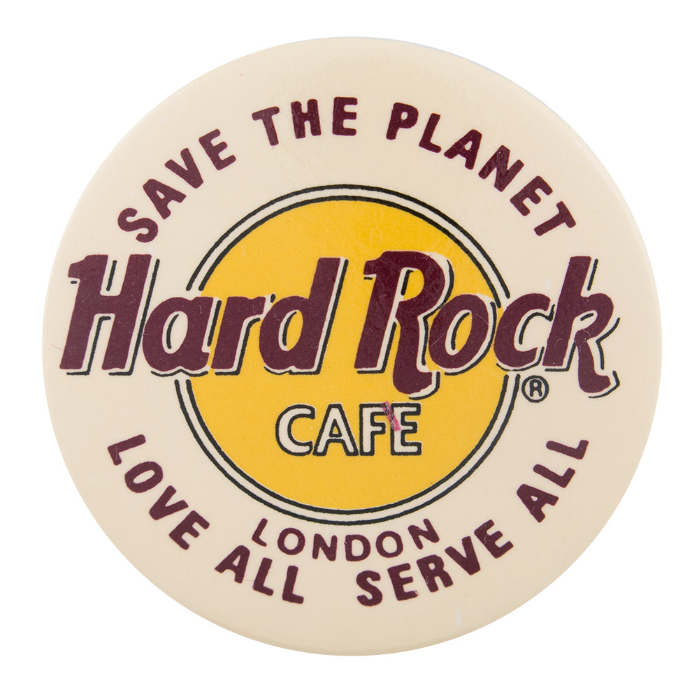 hard rock save the planet