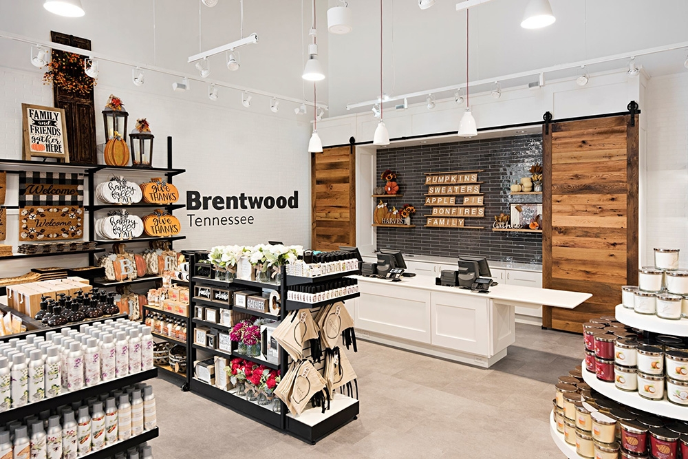 55b9cb6ef94 Kirkland's has reopened its Brentwood, Tenn., location at 1624 Galleria  Blvd. after a month-long closure for remodeling. The new, reimagined store  design ...