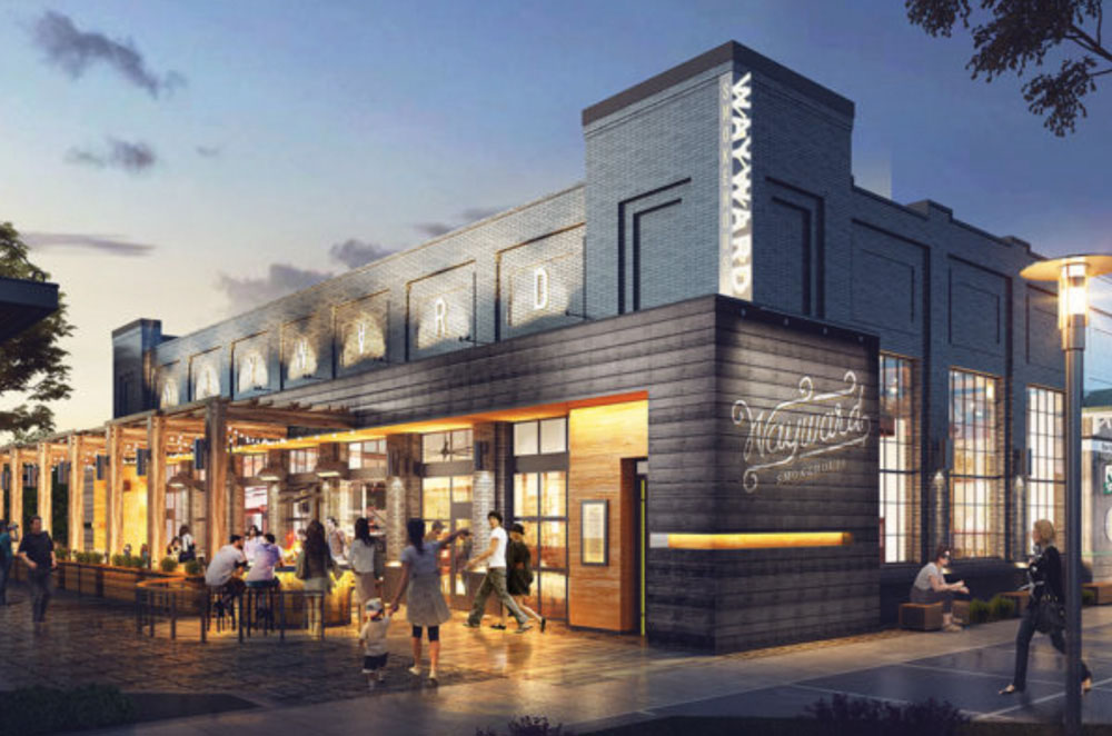 Inplace Design Creates Dual Concept Renovation For Baltimore