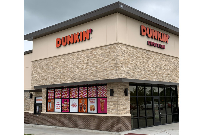 Dunkin Brings First Next Generation Store To Mckinney