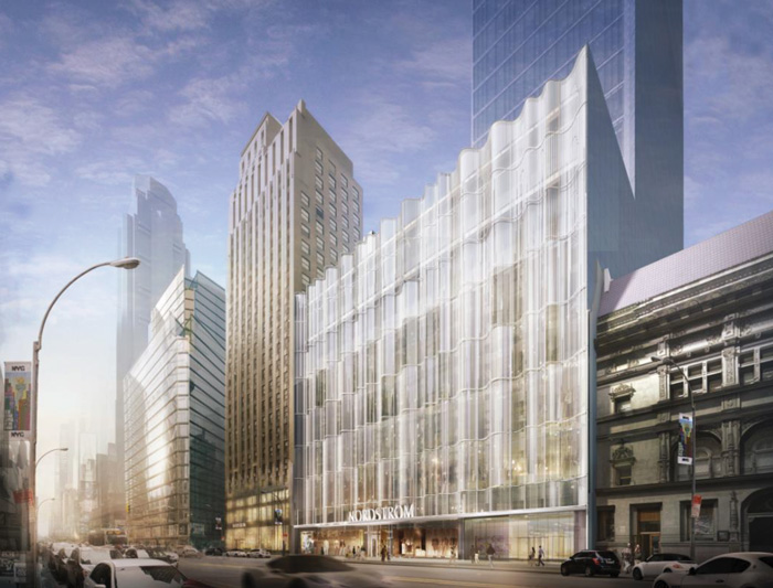 820ca25b2af Nordstrom to Open New NYC Flagship Store in October - - Retail ...