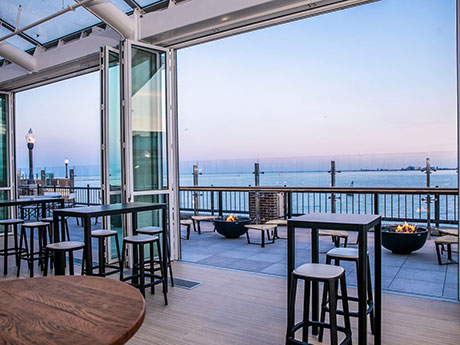 Largest Rooftop Deck Opens Atop Chicago S Navy Pier