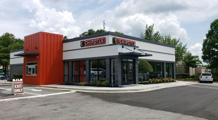 Chipotle S New Drive Thru Takeout Concept To Open First Location In Florida Retail Restaurant Facility Business