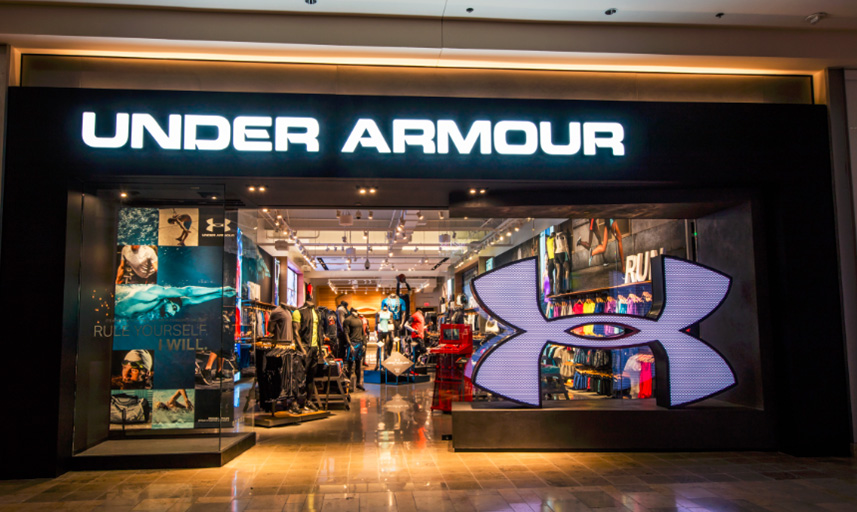 cigarrillo Tomate Prehistórico  Under Armour Plans Phased Store Reopenings in North America - - Retail &  Restaurant Facility Business